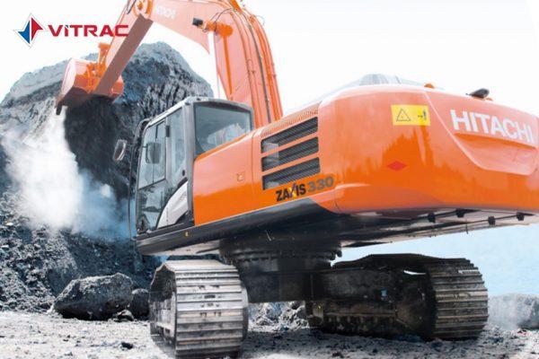 xe đào bánh xích Hitachi ZX330LC-5G