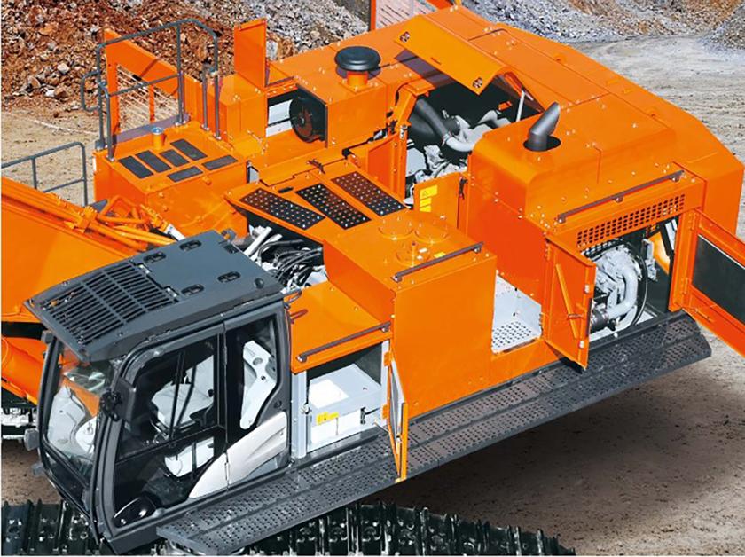 xe đào Hitachi ZX470LC-5G