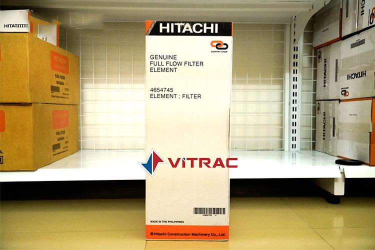 Phin lọc thủy lực máy đào Hitachi