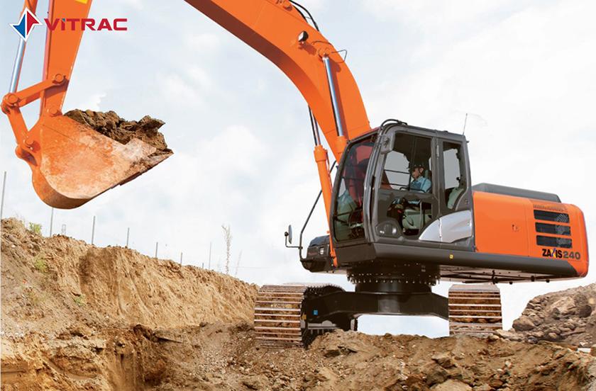 Máy đào Hitachi ZX240LC-5G
